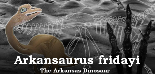 The Arkansas Dinosaur
