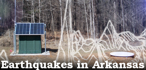 Earthquakes In Arkansas