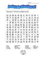 earthquake word search_1