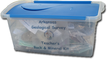 Teacher's Rock and Mineral Kit