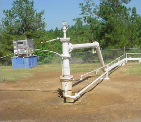 Brine production well pump